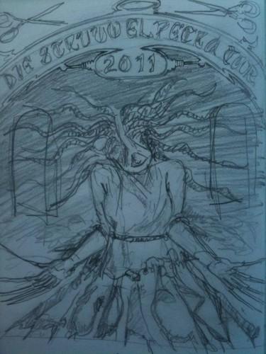 Ludicra sketch 3