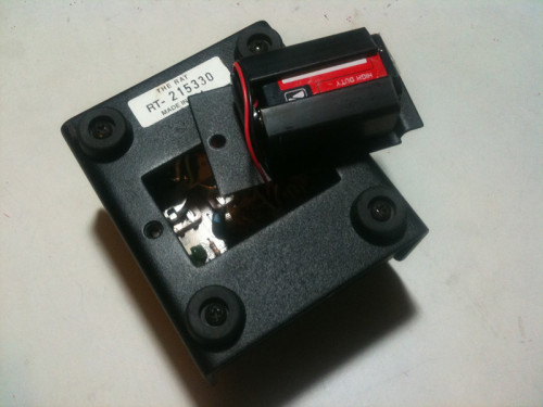 ProCo Rat 2 original battery cover