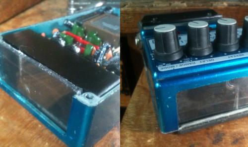 DOD FX94 battery cover