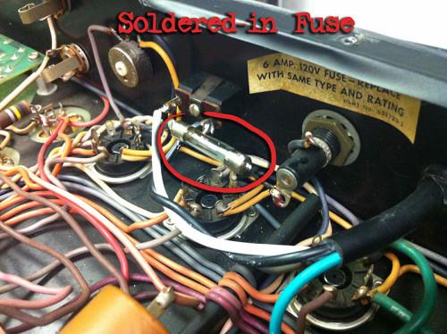 ampeg v4-b pig nose fuse