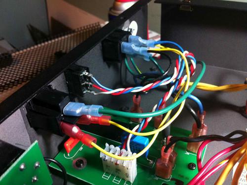 auxiliary socket