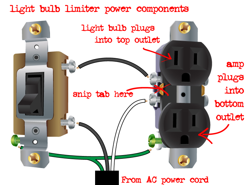 Wiring A Light Switch From Plug Socket WIRING CENTER