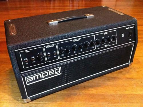 Ampeg SVT 200T