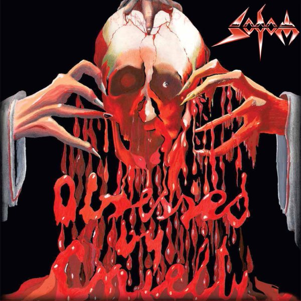 Sodom – Obsessed by Cruelty re-issue